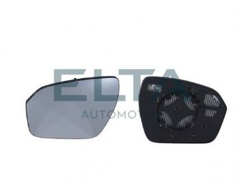 LR025209 Glass - Rear View Outer Mirror LH